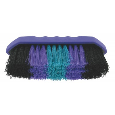 Tail Tamer Great Grooves Synthetic Large Wild Colors Brush - 7 3/4 x 2 1/4