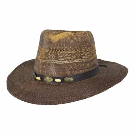 Outback Trading Ladies' Night Shade Shantung Hat