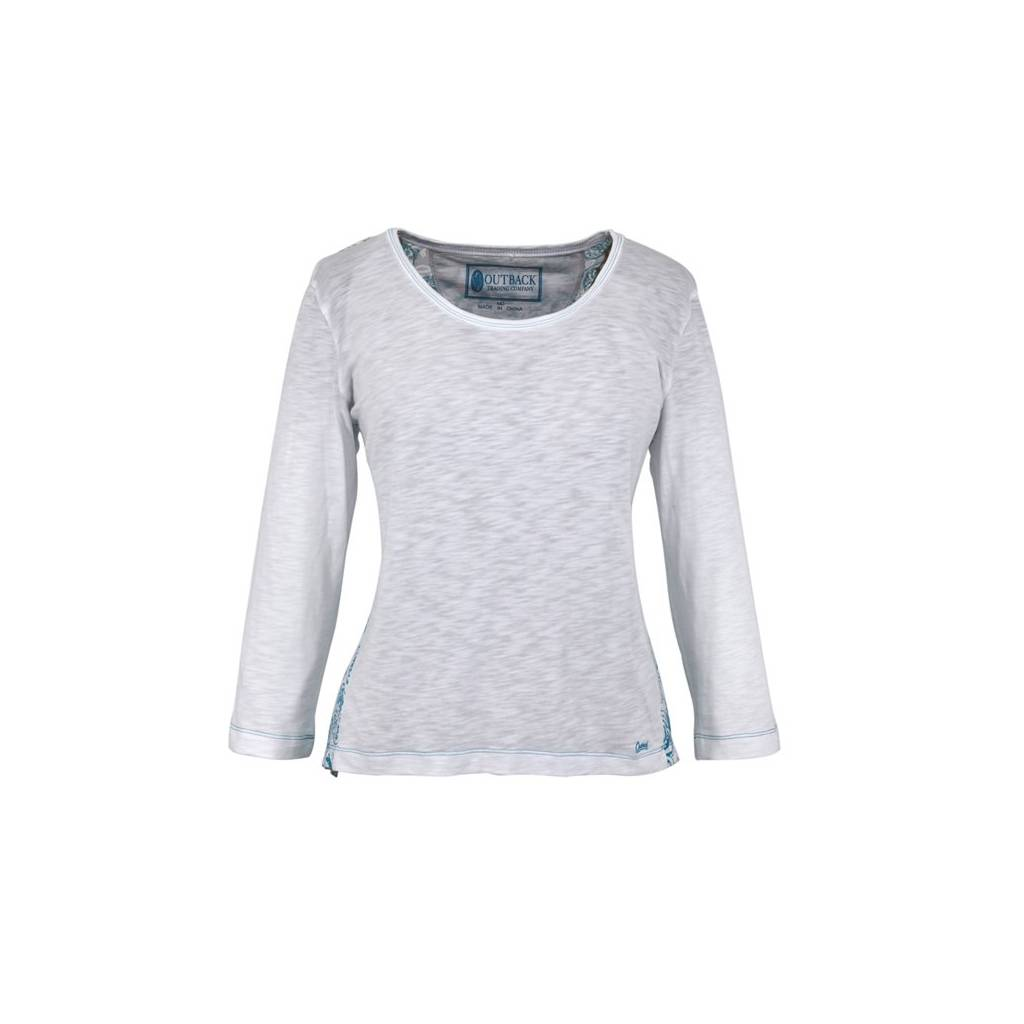 Outback Trading Ladies' Dance Burnout Tee