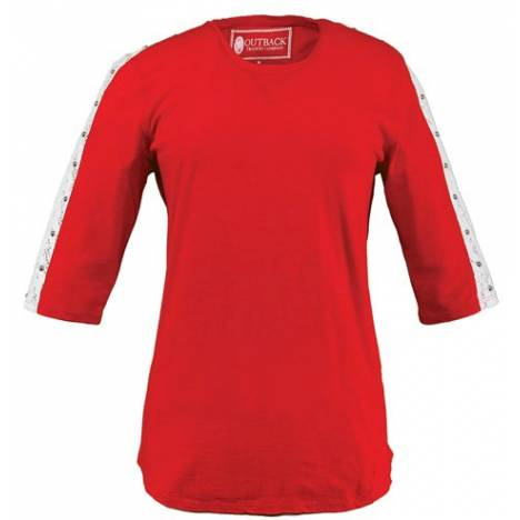 Outback Trading Ladies' Charlotte Tee