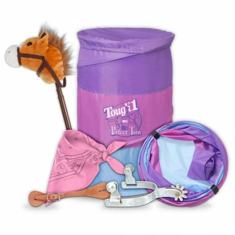 Tough-1 Kids Barrel Play Set - 5-Piece
