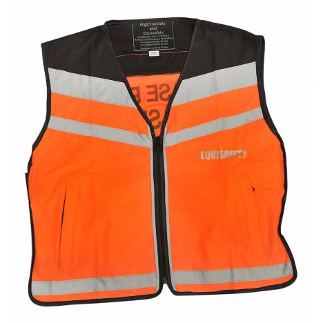 HighVizibility Ladies' Reflective Air Waistcoat - Please Pass Wide & Slow