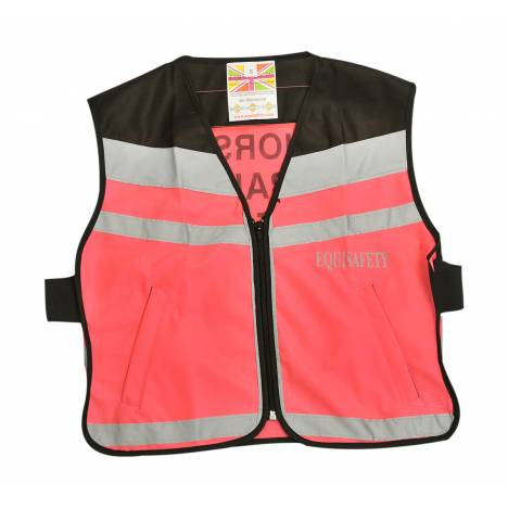 HighVizibility Ladies' Reflective Air Waistcoat - Horse In Training