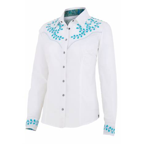 Noble Outfitters Ladies' Nashville Embroidered Shirt