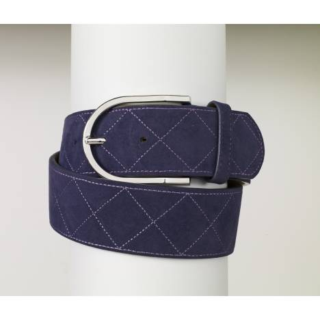 Ovation Ladies Quilted Show Belt