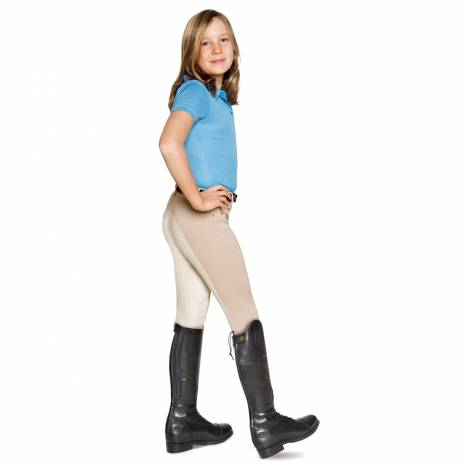 EquiStar Kids Pull-On Full Seat Breeches
