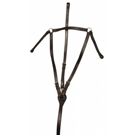 Treadstone Richtan Plus Flat Breastplate with Standing Attachment