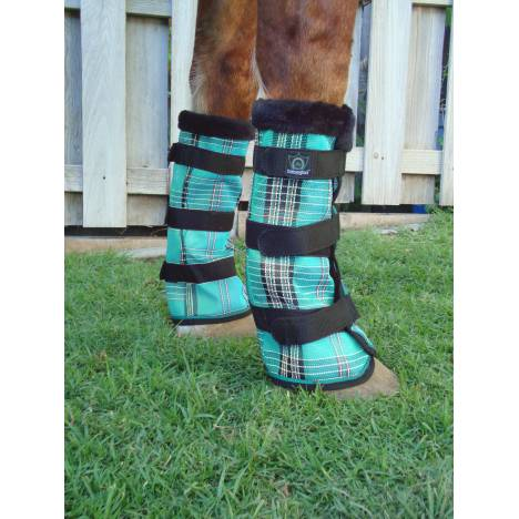 Kensington Non-Collapsing Draft Fly Boots