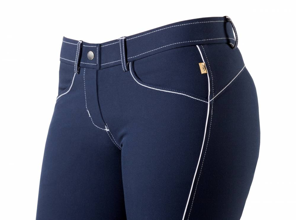 Devon Aire Ladies Madrid Breeches Horseloverz