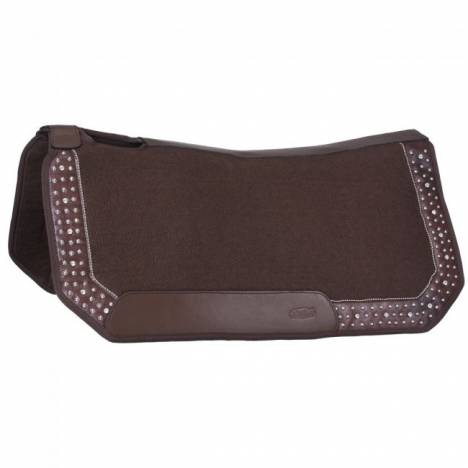 Tough-1 Starlight Collection Felt Saddle Pad