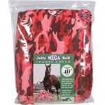 Jolly Mega Ball Pink Camo Cover For Equine