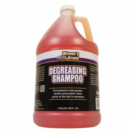 Weaver Degreasing Shampoo