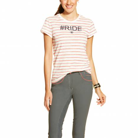 Ariat Ladies Hashtag Tee