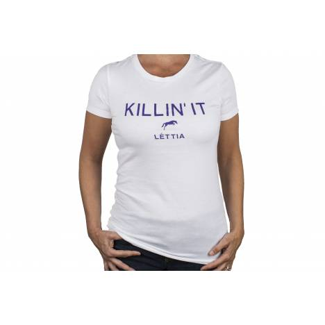 Lettia Ladies Killin' It T-Shirt