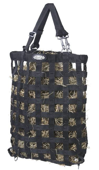 BLACK Tough-1 Slow Feed Hay Pouch NEW