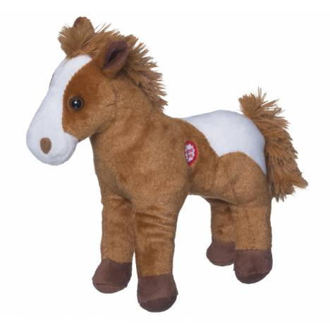 """Plush Horse with Sound - 9"""""""