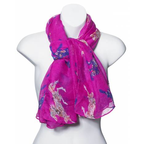 Ladies Scarf - Style A