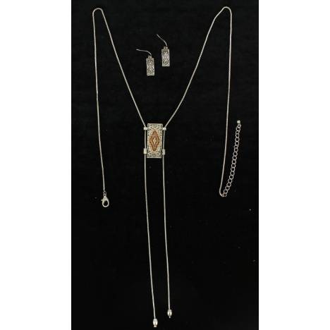 Blazin Roxx X-Large Tribal Small Chain Jewelry Set