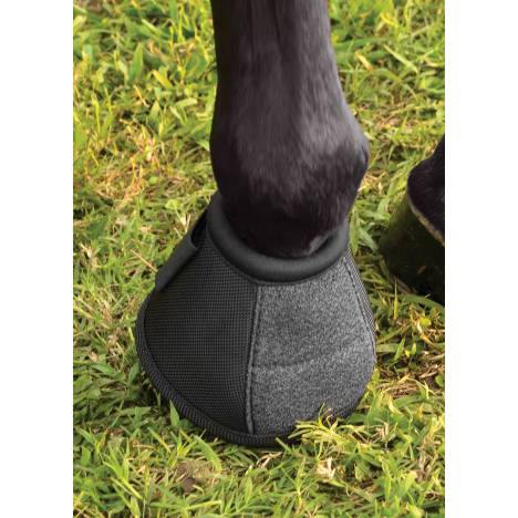 FG Reining No Turn No Turn Bell Boots with Kevlar