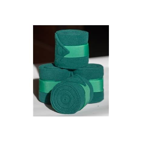 Nunn Finer Deluxe Polo Bandage with Extra Wide Touchtape