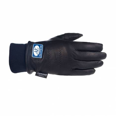 Morning Track Work Winter Gloves Thinsulate Fleece Padded