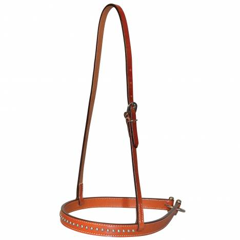 Circle Y Straight Spot Accent Noseband