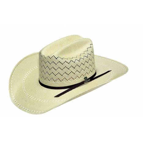 Ariat Mens 20X Double S Western Straw Hat