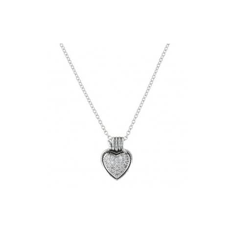 Montana Silversmiths Rancher'S Heart Necklace
