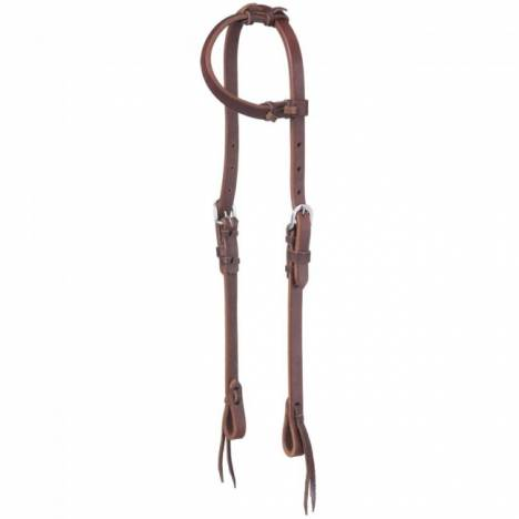 Tough 1 Premium Harness One Ear Tie End Headstall