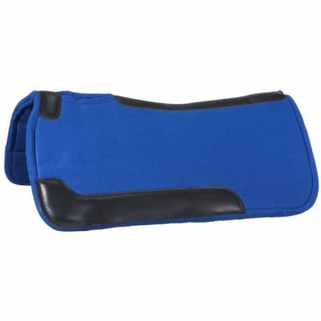 "Tough 1 Contour Felt 3/4"" Saddle Pad - Plain"