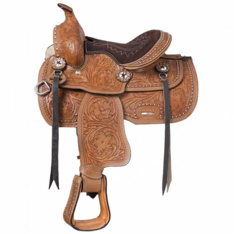 Tough 1 Pony Braden Trail Saddle Package