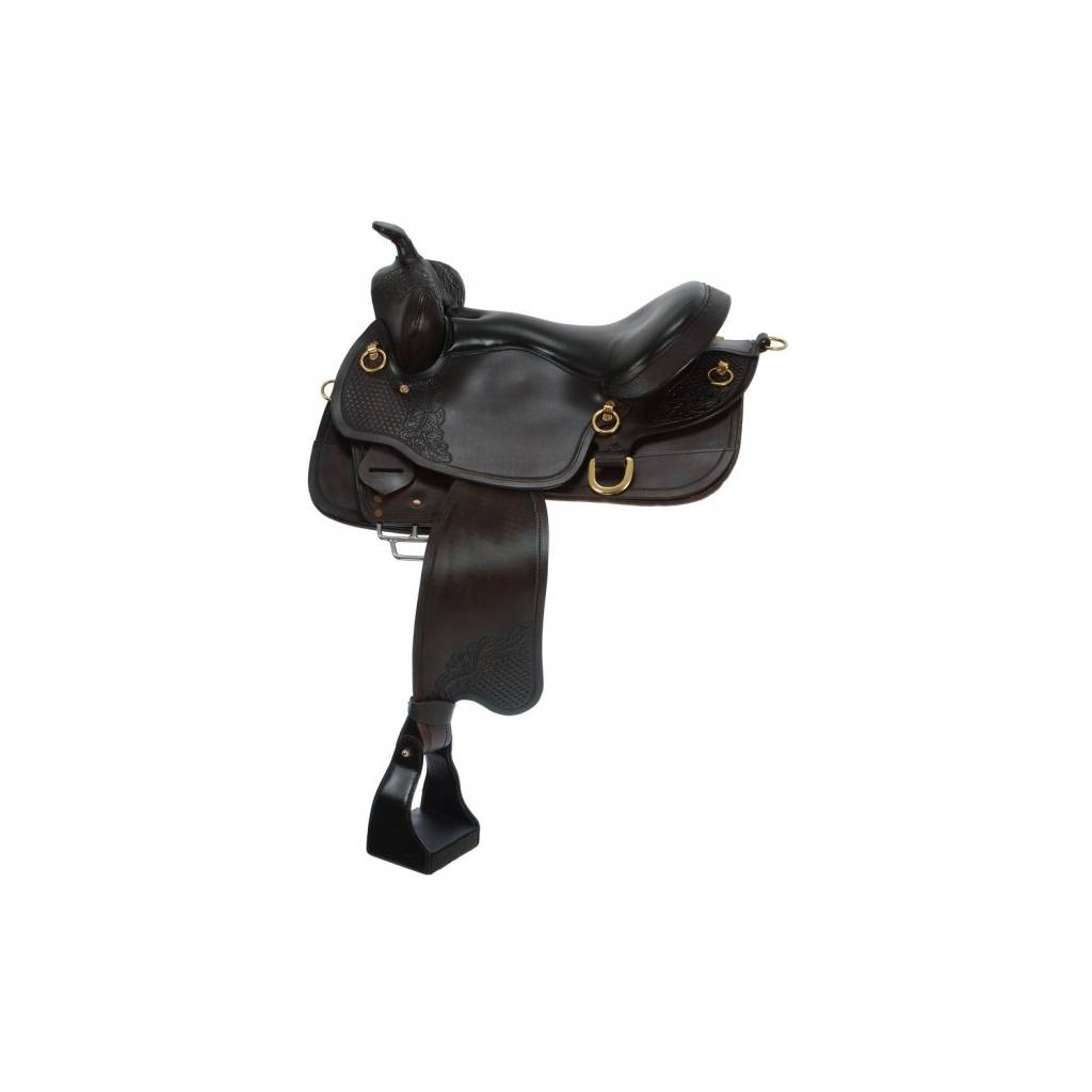 Tough 1 Royal King Laredo Trail Saddle