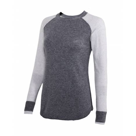 Noble Outfitters Ladies Homerun Crew Sweater