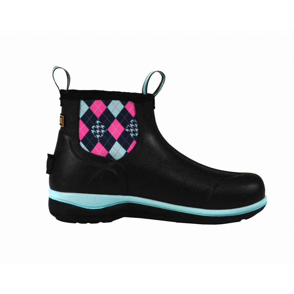 "Noble Outfitters Ladies Muds Stay Cool Boots - 6"" - Argyle"