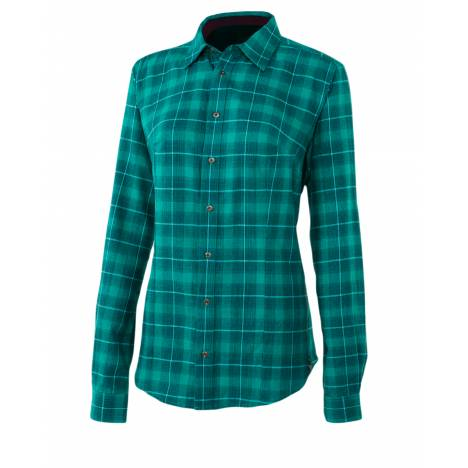 Noble Outfitter Ladies Downtown Flannel Shirt