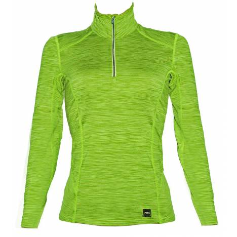 FITS Ladies Erin Base Layer - Green Apple