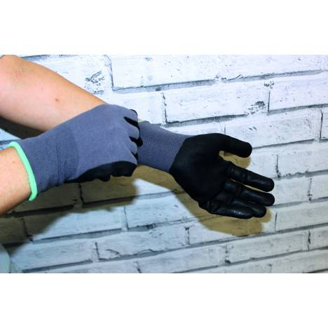 Horseware Coated Gloves - Smooth Grip