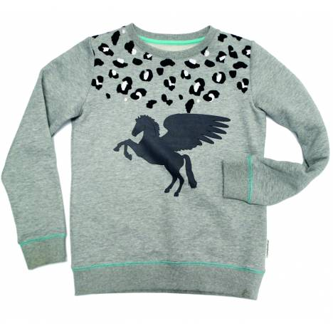 Horsware Girls Sweater Top