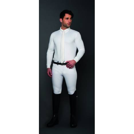 Horseware Mens AA Platinum Taranto Knee Patch Breeches