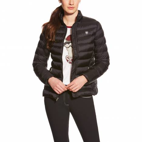 Ariat Ladies Ideal Down Jacket - Black