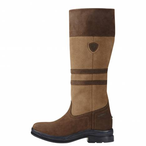 Ariat Ladies Ambleside H2O Boots - Flaxen Charcoal