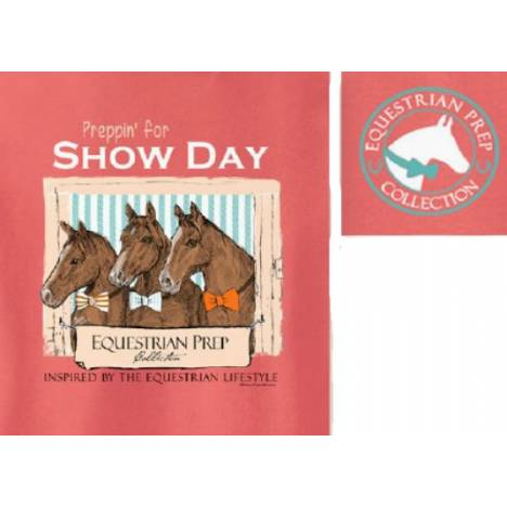 Stirrups Youth Show Day Short Sleeve Tee