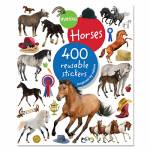 Eyelike Horses Sticker Book