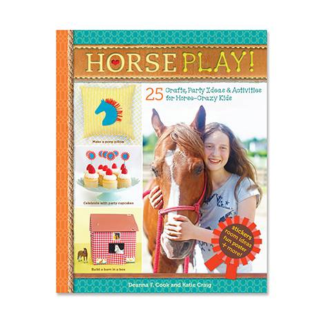 Horse Play Activity Book