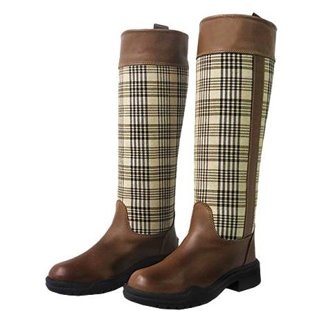 Baker Ladies Lexington Waterproof Country Tall Boots