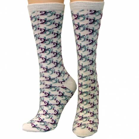 2kGrey Ladies Socks