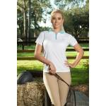 Devon Aire Ladies Short Sleeve Tech Top