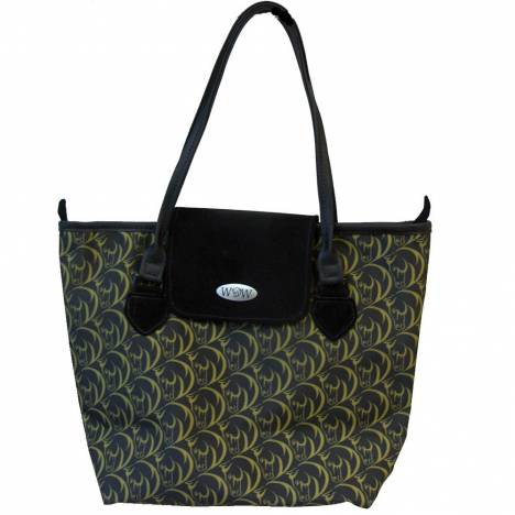 WOW Large Carol Tote Bag WOW Logo