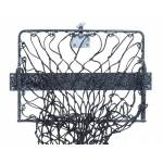 Tough 1 Solid Color Original Hay Hoops Collapsible Wall Feeder