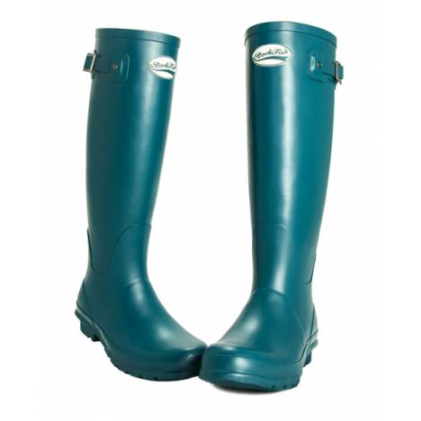 Rockfish Ladies Tall Matt Wellington Boots